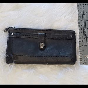 Relic Black Wallet